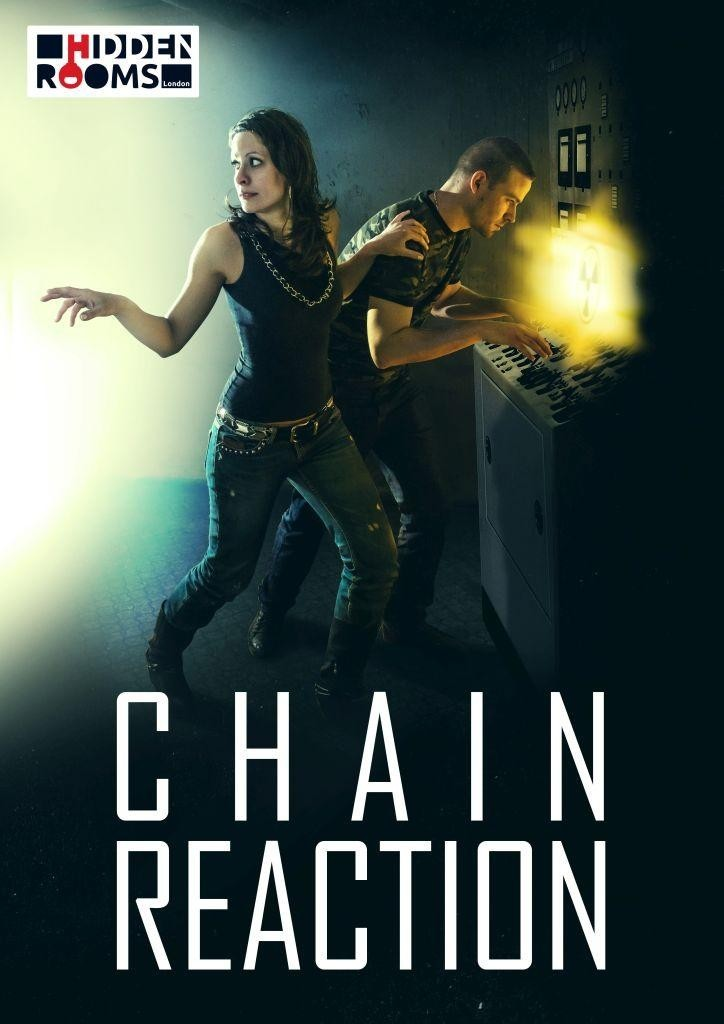 Room #2 Chain Reactionescape room in United Kingdom