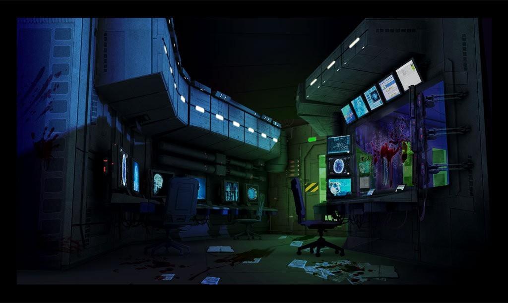 The Zombie Lab Escape Room