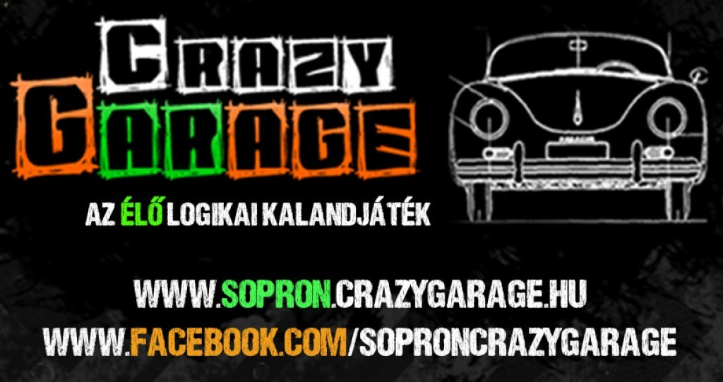 Steal the car, if you canescape room in Hungary