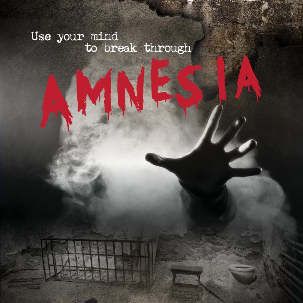amnesia escape room in gda sk poland. Black Bedroom Furniture Sets. Home Design Ideas