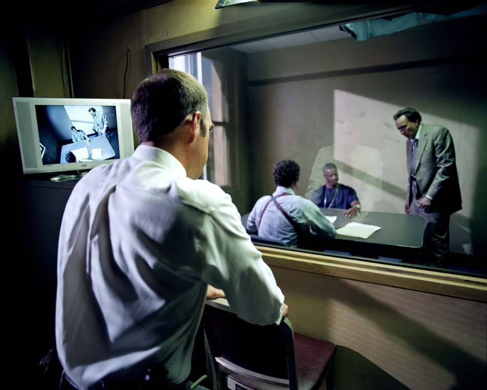 Police Station Interrogation Escape Room In Vienna Austria
