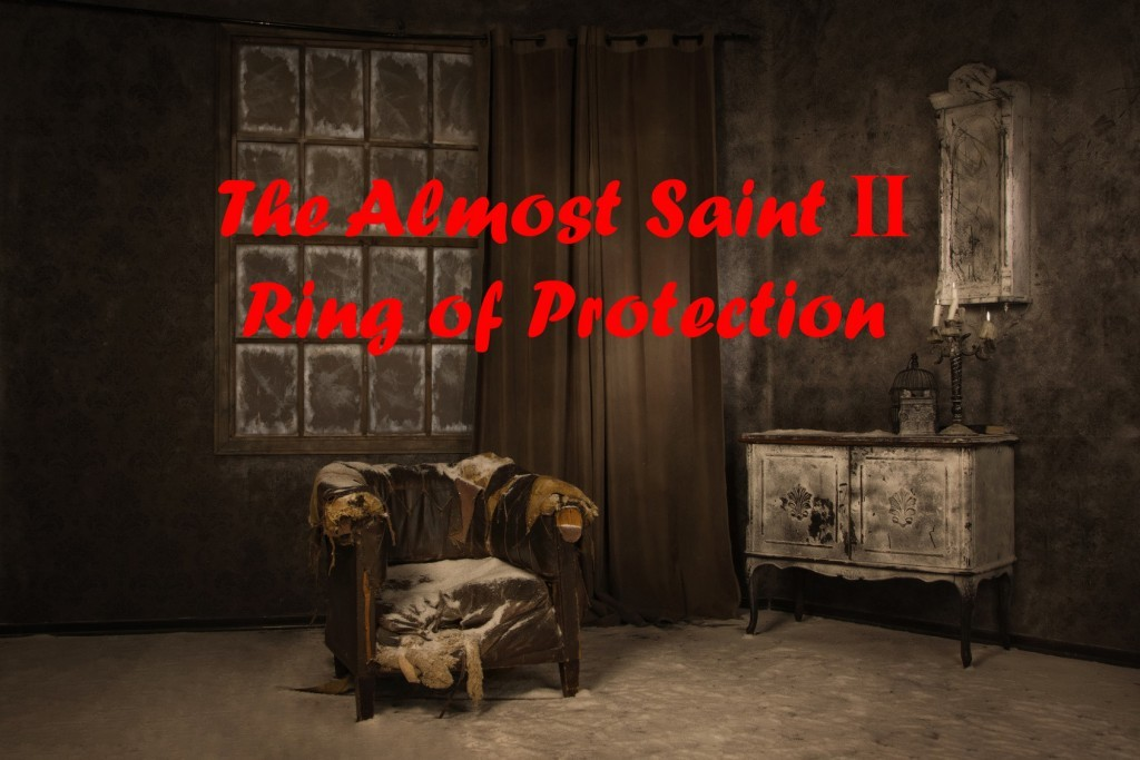 The Almost Saint Ring Of Protection Escape Room In