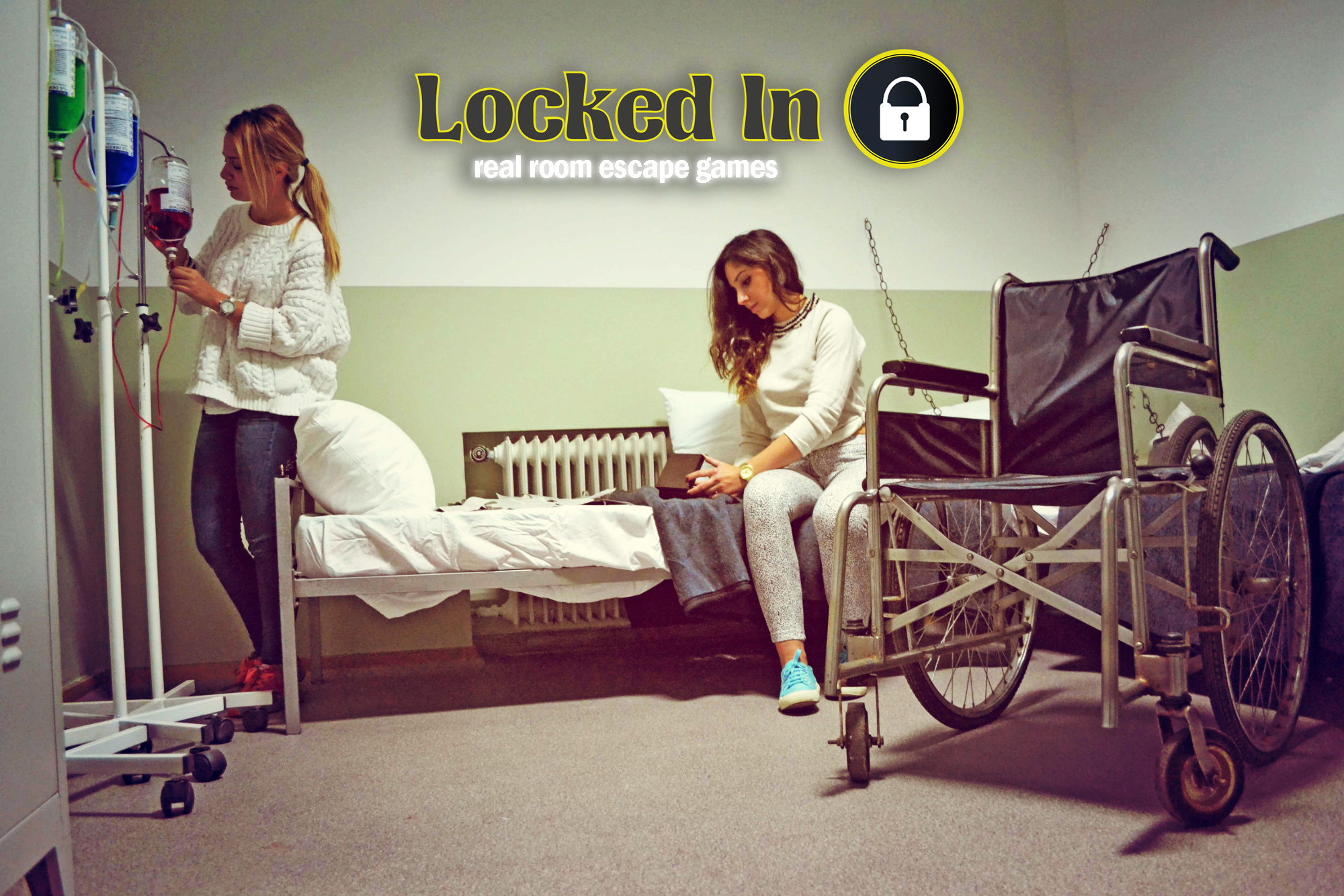 Mental Hospital Escape Room In İzmir Turkey