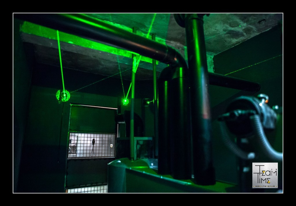 BUNKER ZOMBIEescape room in France