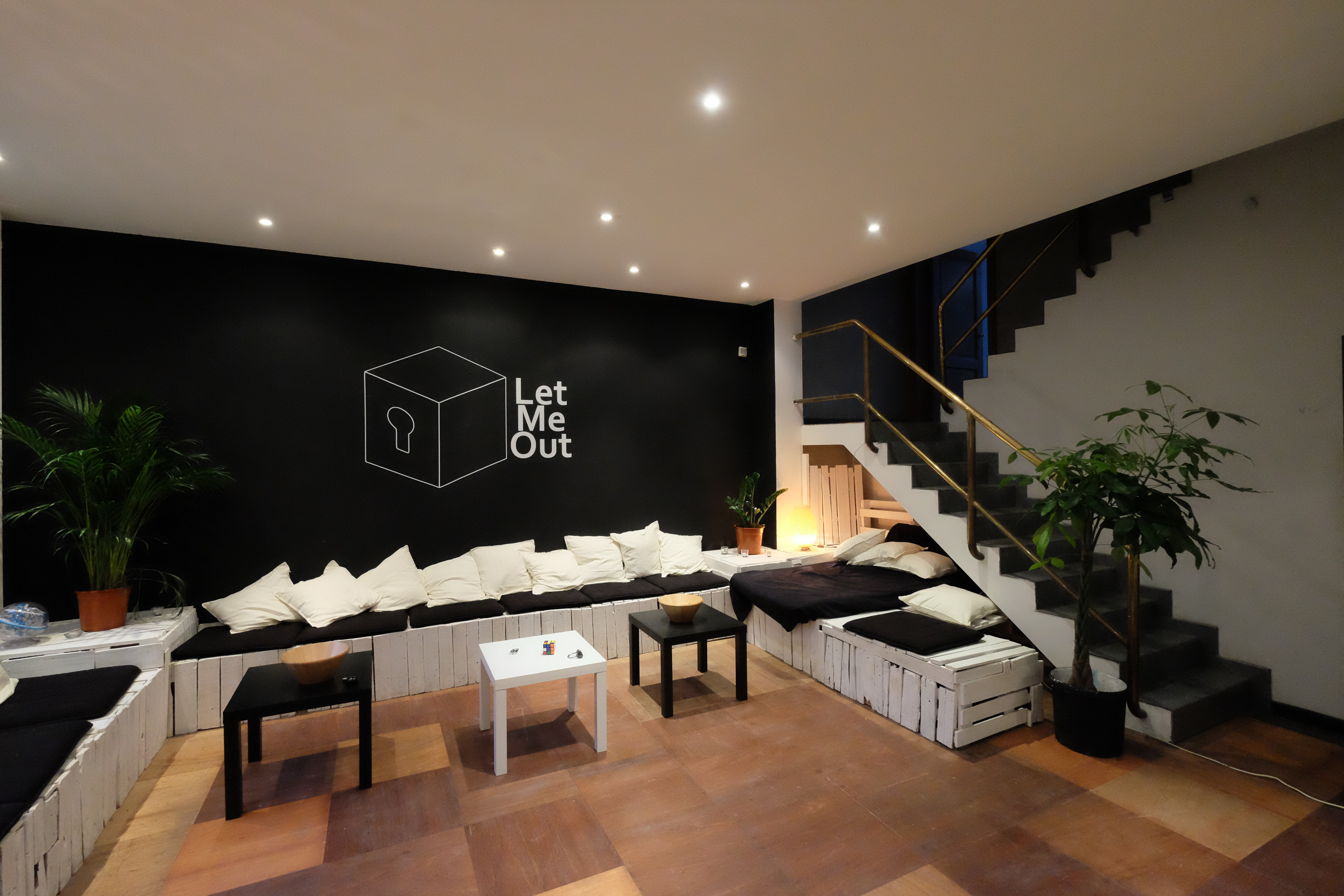 Escape The Room In  Minutes Brussels