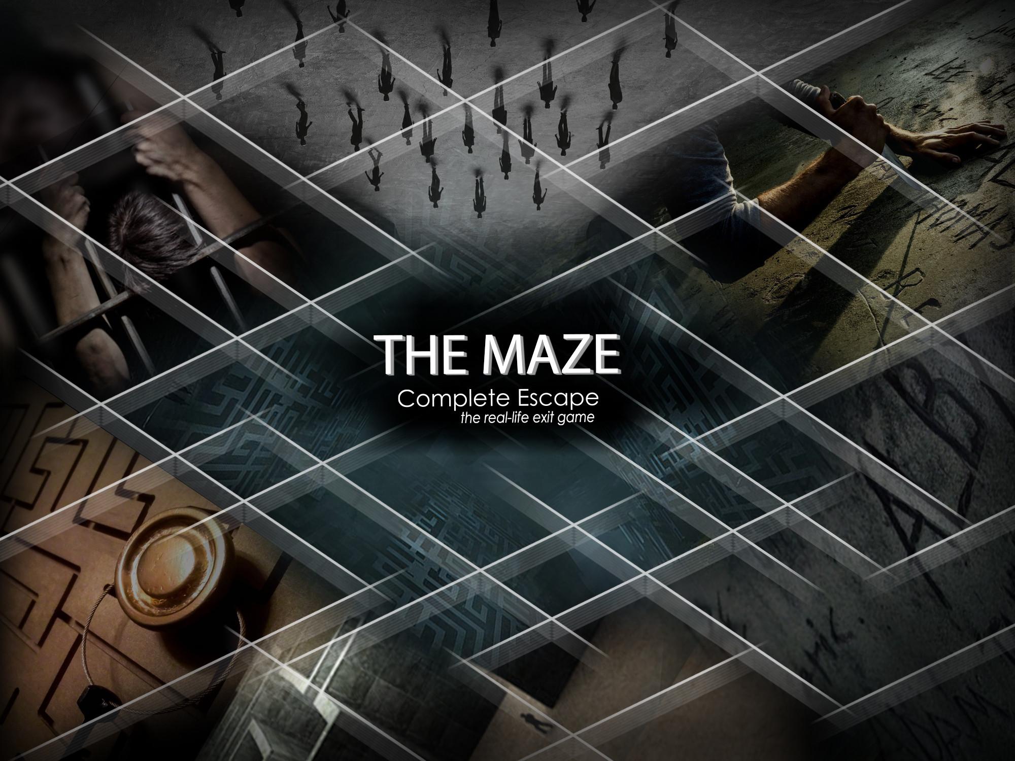 The Maze Escape Room In Bucharest Romania