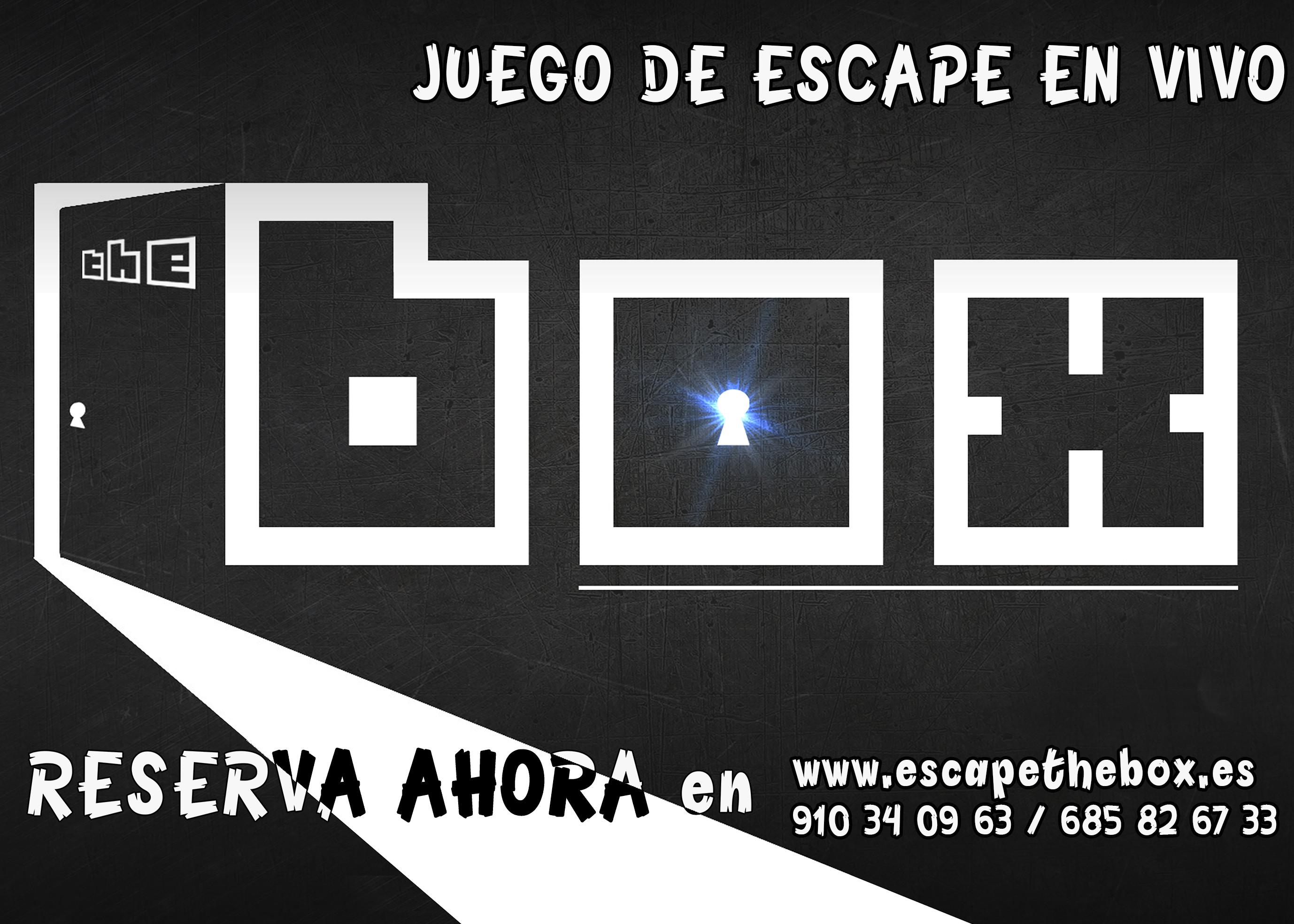 Escape Room Box In Madrid