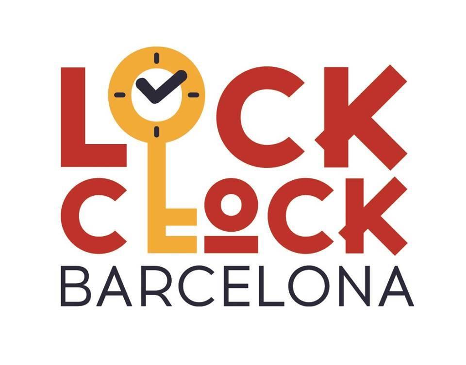 Escape Room Lock Clock Barcelona