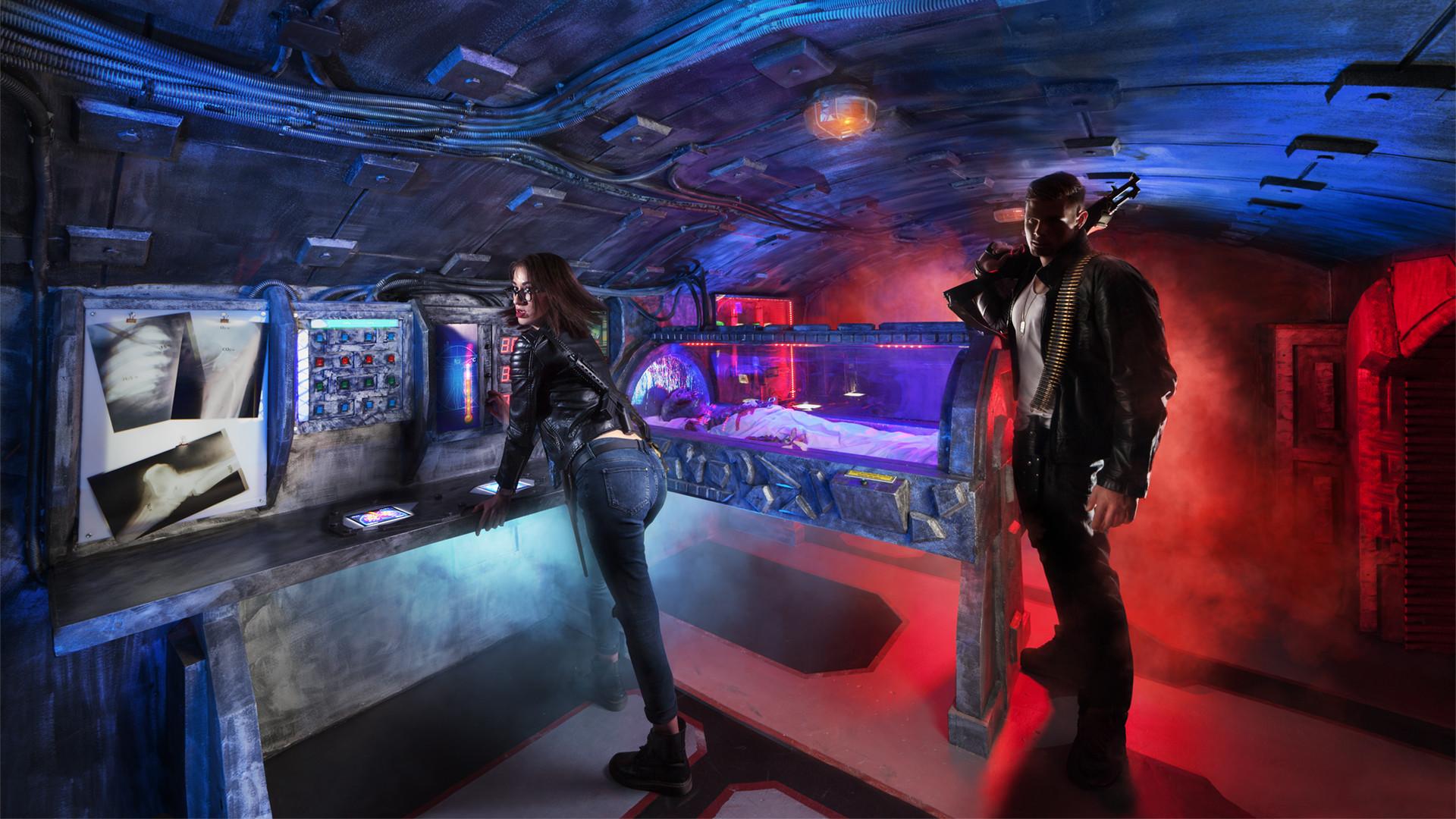 Apocalypse Zombie 2213 Escape Room In 420 774 458 073