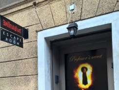 A review of Professor's secret – escape room in Ljubljana